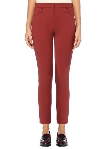 Beymen Pantolon Kırmızı